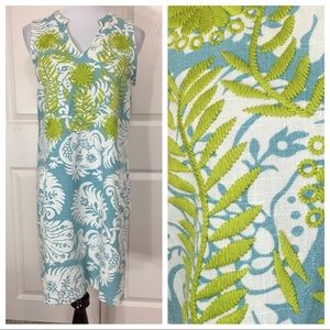 Ivy Jane embroidered dress